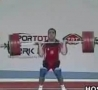 Cool Links - Weightlifter Ends Career