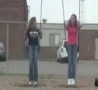 Funny Links - Synchronized Chick Swing FAIL!