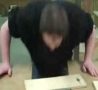 Funny Links - Dude Fails Breaking Board With Head