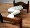 Funny Links - One-Sided Bed