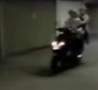 Funny Links - Girl Falls off a Moped