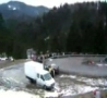 Cool Links - Race Car Plows in Crowd