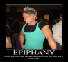 Weird Funny Pictures - Epiphany