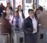 Funny Links - Man Trips Passenger At Boarding Gate