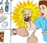Funny Links - How to Mix an Exploding Drink