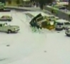 Cool Links - Ground Suddenly Swallows Big Plow Truck