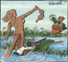 Funny Pictures - The Hunter Becomes the Hunted