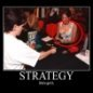 Funny Pictures - Girl Strategy