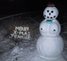 Christmas Pictures - A SnowWoman For A Change