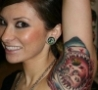 Funny Links - Armpit Tattoo