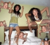 Funny Pictures - Asians Jumping