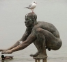 Funny Links - Awkward Statue Position