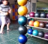 Cool Links - Ball Stacking