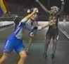 Funny Links - Speed Rollerblader Celebrates Early And Loses Race