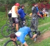 Funny Pictures - Biker Fall