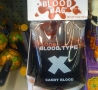 Halloween - Blood Bag Candy