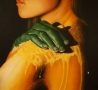 Cool Pictures - Bodypainted Superheros