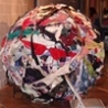 Funny Pictures - Ball Made of Bras