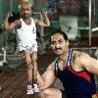 Weird Funny Pictures - Miniature Body Builder