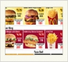 Funny Pictures - Fast Food Calories Per Dollar