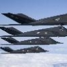 Cool Pictures - Stealth Fighter Formation