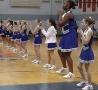 Funny Pictures - Cheerleader