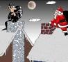 Christmas Pictures - Christmas Burglar