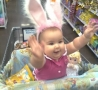 Easter Funny Pictures - Cute Easter Baby