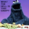 Funny Pictures - Mad Cookie Monster