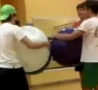 Funny Links - Exercise Ball Launch