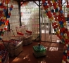 Cool Pictures - Eco-House Made of Plastic Bottles