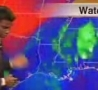 Funny Links - Cockroach Attacks a Gay Weatherman