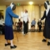 Cool Pictures - Elderly Fencing