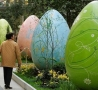 Easter Funny Pictures - Giant Easter Eggs