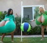Funny Pictures - Giant Knockers