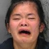Weird Funny Pictures - Crying Mugshots