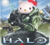 Funny Pictures - Halo Kitty