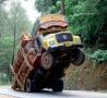 Weird Funny Pictures - Heavy Load