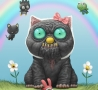 Weird Funny Pictures - Hello Kitty Gone Bad