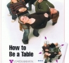 Funny Links - How to be a Table