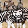 Funny Links - Zebras Camouflage