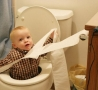 Funny Kids - Improper Used Of Toilet