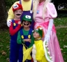 Funny Pictures - Mario Family