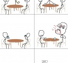 Funny Pictures - Ordering Water