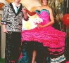 Cool Pictures - Prom: Dress Made From Duct Tape