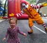 Funny Pictures - Ronald Scared A Kid