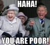 Funny Pictures - Royalty Laugh