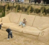 Cool Links - Sand Sofa