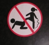 Funny Pictures - Sign: Watch Out