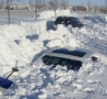 Cool Pictures - Snowed In For the Winter